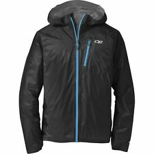 Outdoor Research Helium Ii Mens Jacket Coat - Black Hydro All Sizes