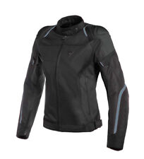Dainese - Giacca nera Air Master Lady, antracite Donna