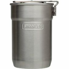 Stanley Adventure Camp 709ml Unisex Gear Cookset - Steel One Size