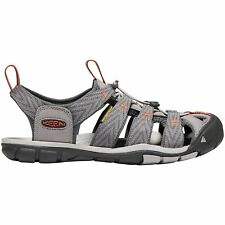 Keen Clearwater Cnx Homme Chaussures Tongs - Grey Flannel Potters Clay