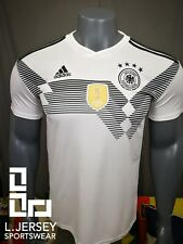 GERMANY MEN HOME WORLD CUP 2018 CLIMALITE FANS JERSEY