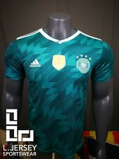 GERMANY MEN AWAY WORLD CUP 2018 CLIMALITE FANS JERSEY