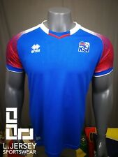 ICELAND MEN HOME WORLD CUP 2018 FANS JERSEY