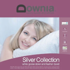 Downia Silver Collection White Goose Down & Feather Duvet