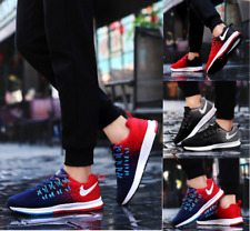 Hot Sale Men Running Shoes Soft Athletic Sports Shoes Casual Breathable Sneakers