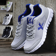 Hot Sale Men Casual Breathable Sports Mesh Sneakers New Running Athletic Shoes