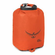Osprey Ultralight Drysack 6 Unisexe Sac à Dos Imperméable - Poppy Orange