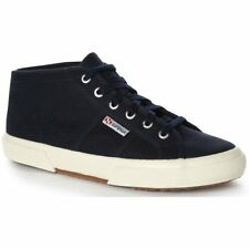 Superga 2754 Cotu Unisexe Chaussures Chaussure - Navy Toutes Tailles