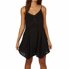 Rip Curl Sunray Femme Jupe / Robe - Black Toutes Tailles