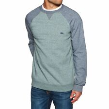 Quiksilver Everyday Crew Homme Pull Sweater - Tapestry Heather Toutes Tailles