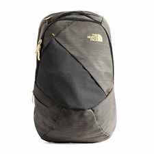 North Face Electra Femme Sac à Dos - Tnf Black Brass Melange Une Taille