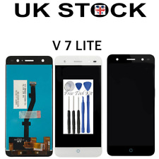 ZTE Blade V7 Lite Touch Screen Digitizer + LCD Display Assembly Black & White UK