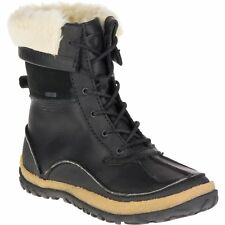 Merrell Tremblant Mid Polar Wtpf Womens Boots - Black All Sizes