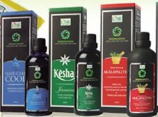 100% Natural Ayurveda Herbal Hair Oil Link Herbs For All Hair Types