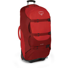 Osprey Shuttle 130 Unisexe Bagage - Diablo Red Une Taille