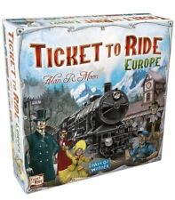 TICKET TO RIDE BOARD GAME - EUROPE EDITION - SPARES & REPLACEMENT PIECES
