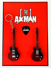 Brian May (Queen) - Red Special: Keyring & Magnet Set (UK Seller)