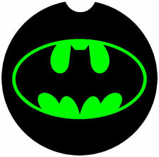 """""""BATMAN"""" Absorbent Car Coasters One Pair (2) For Car Cup Holder"""