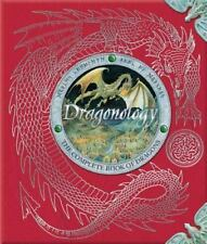 RARE-Ologies: Dragonology - Complete Book of Dragons by Ernest Drake (HB)