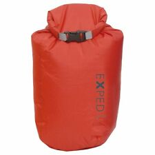 Exped Fold Dry Bright Medium Unisexe Sac à Dos Imperméable - Red Une Taille