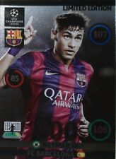 "Panini Adrenalyn XL * Champions League 14/15 * Limited Edition ""Neymar Jr."""
