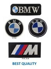 BMW Sew on/ Iron On Patch Embroidered Motorcycles Racing Sport  Badge