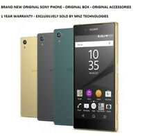 Sony Xperia Z5 Unlocked 5.2 Inch 4G LTE GPS Android 23MP Smartphone - 3GB RAM
