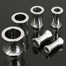 "Saddle Plug Tunnel 3-25mm "" Basico Originale Steel "" Nuovo Piercing di Coolbody"