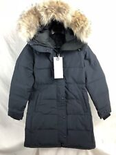 NEW CANADA GOOSE SHELBURNE PARKA NAVY WOMENS XS-XL DOWN AUTHENTIC HOLOGRAM