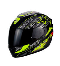 Scorpion - Casco integrale Exo 1200 Solis giallo - consegnato con..