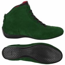 SABELT DRIVING RACING 102U COUPE SUEDE NYLON SCARPE UOMO DONNA Nuovo New A12fvrd