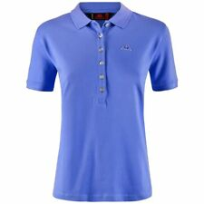 ROBE DI KAPPA POLO DONNA mc.corta CRISTY 6bottoni Blu Primavera Estate New 00Kcv