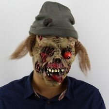 Zombie Mask Horror Halloween Haunted House Props Scary Ghost Bloody Creepy