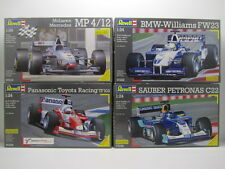 Formula 1 model kit 1:24 Hasegawa, Revell - NEW Factory Sealed