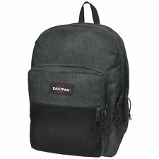 Eastpak Pinnacle Unisexe Sac à Dos - Black Denim Une Taille