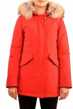 Parka donna Arctic W's Woolrich Rosso WWCPS1447 Nuovo