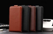Cover book flip faux leather cover vertical Prestige Wize NK3 PSP3527 DUO