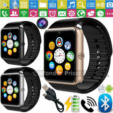 New Model GT08 Bluetooth Smart Watch Phone with SIM Card Slot for Android & iOS