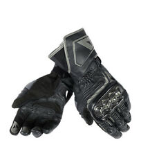 Dainese - Guanti in pelle Carbon D1 Long Lady neri.. Donna