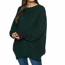 Volcom Stormy Sweater Femme Pull - Evergreen Toutes Tailles