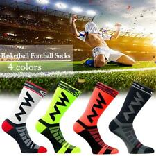 Unisex Bike Bicycle Cycling Riding Socks Breathable Cycling Sock Footwear NW