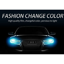 Self Adhesive Car Light Sticker Smoke Fog Light Taillight Headlight Tint Film