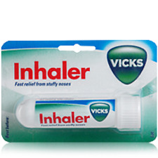sleepright intra nasal vapour inhaler with soothing menthol