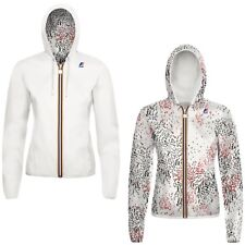 K-WAY KWAY LILY PLUS DOUBLE GRAPHIC giacca reverse CORTA DONNA Variable 903okizq