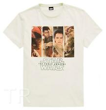 Star Wars - Rey Finn Chewbacca - The Force Awakens - Uomo T-Shirt