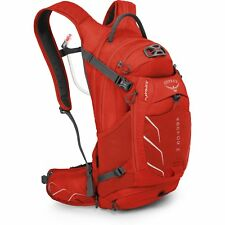 Osprey Raptor 14 Homme Sac à Dos Pour Vélo - Red Pepper Une Taille