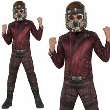 Star Lord Guardians of the Galaxy Avengers Infinity War Fancy Dress Costume