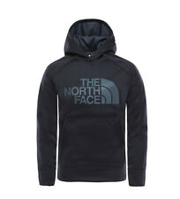 The North Face - Felpa Surgent Black Child Nero Sportivo  All'aperto Outdoor