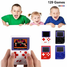 2.6 inch LCD 8 bit boy Coolbaby handheld 129 games Built in Retro Gaming Console