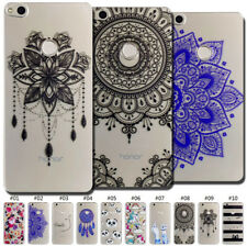 For Huawei Soft TPU Case Cover Protective Rubber Clear Silicone Back Cute Skin